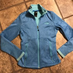 The North Face Zip front jacket-sz XS